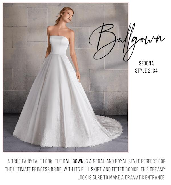 Heavens to Betsy Bridal
