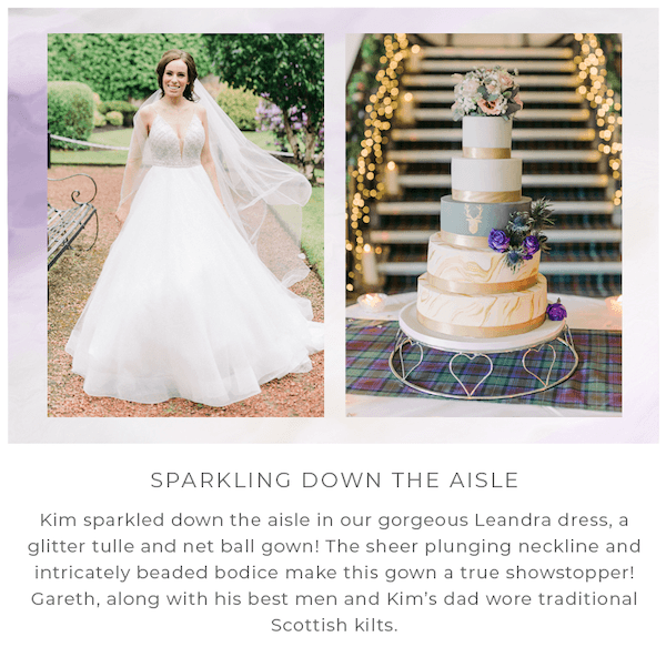 Heavens to Betsy Bridal Morilee Picture Perfect Bride