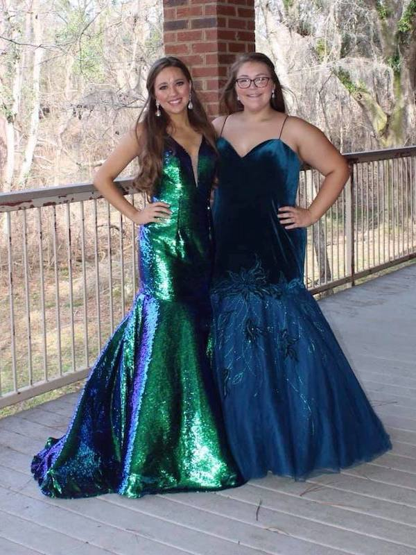 Heavens to Betsy Bridal Store prom dresses