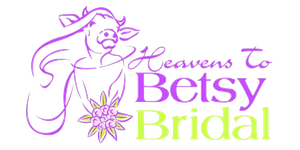 Heavens to Betsy Bridal Boutique Logo