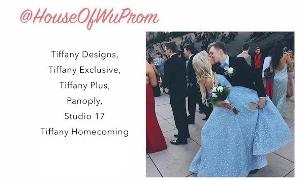Heavens to Betsy Bridal House of Wu Prom get social