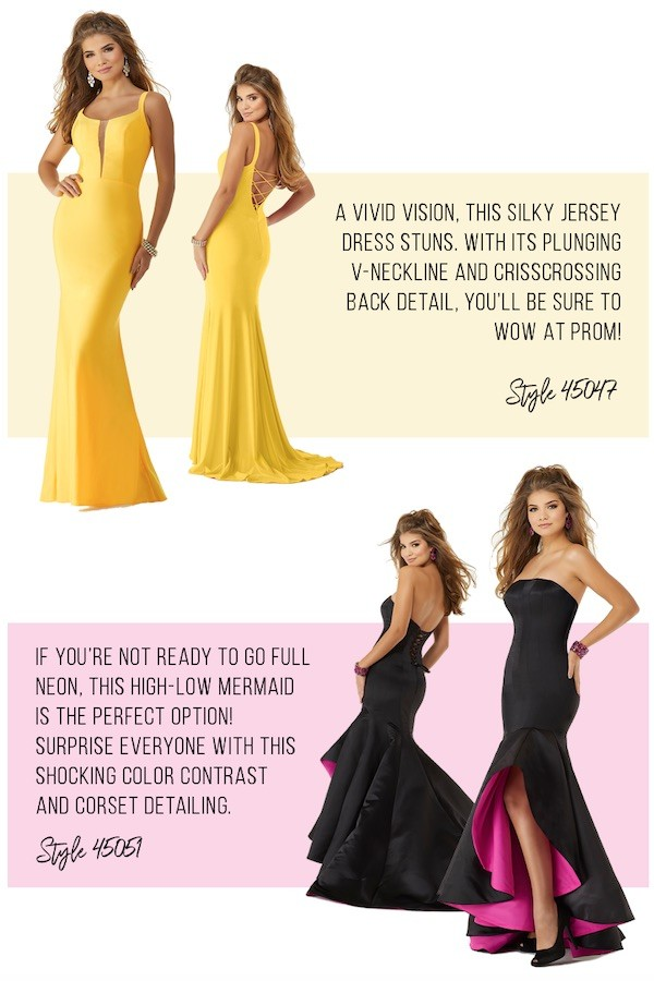 Heavens to Betsy The Bright Idea for Prom Dresses